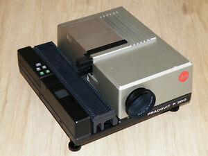 Diaprojektor LEICA Pradivit P 300 Colorplan-P2 2,5/90mm made in Germany