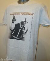 Boogie Down Productions Retro Old Skool 80s Hip Hop Music T Shirt Malcolm X 066