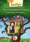 Lesetiger - Baumhausgeschichten von Christina Koenig (2014, Gebundene Ausgabe)