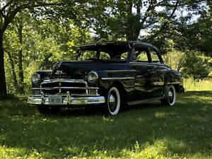 1950 2 door coupe