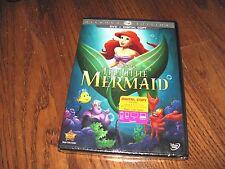 The Little Mermaid Disney (DVD+Digital Copy, 2013,Diamond Edition) NEW Fast Ship