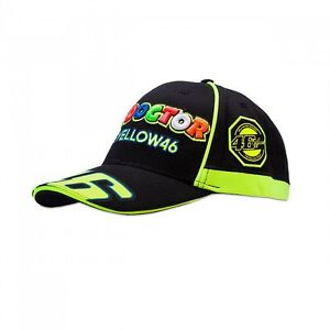 ba2d2c6791c Image is loading 2017-Official-Valentino-Rossi-VR46-The-Doctor-Cap-