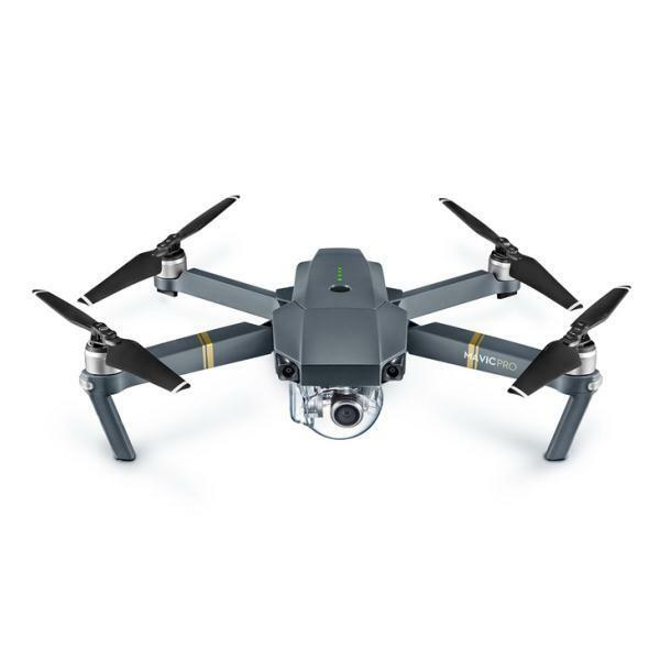 DJI Mavic Pro Fly More Combo Drone Camera Brand New Jeptall