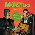 Famous Monsters Speak: Dracula/Frankenstein by Various Artists (CD, Aug-2011, Rockbeat Records)