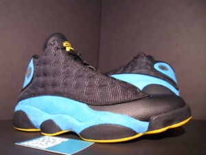 95fa497470d Nike Air Jordan XIII 13 Retro CP PE CHRIS PAUL CP3 BLACK SUNSTONE ...