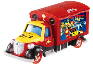 Details about TOMICA Disney Motors Goody Carry Mickey Mouse and Road Racers  Supercharge Japan