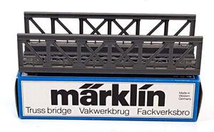 Marklin-7262-HO-OO-Truss-Bridge-Gitterbrucke-948BA