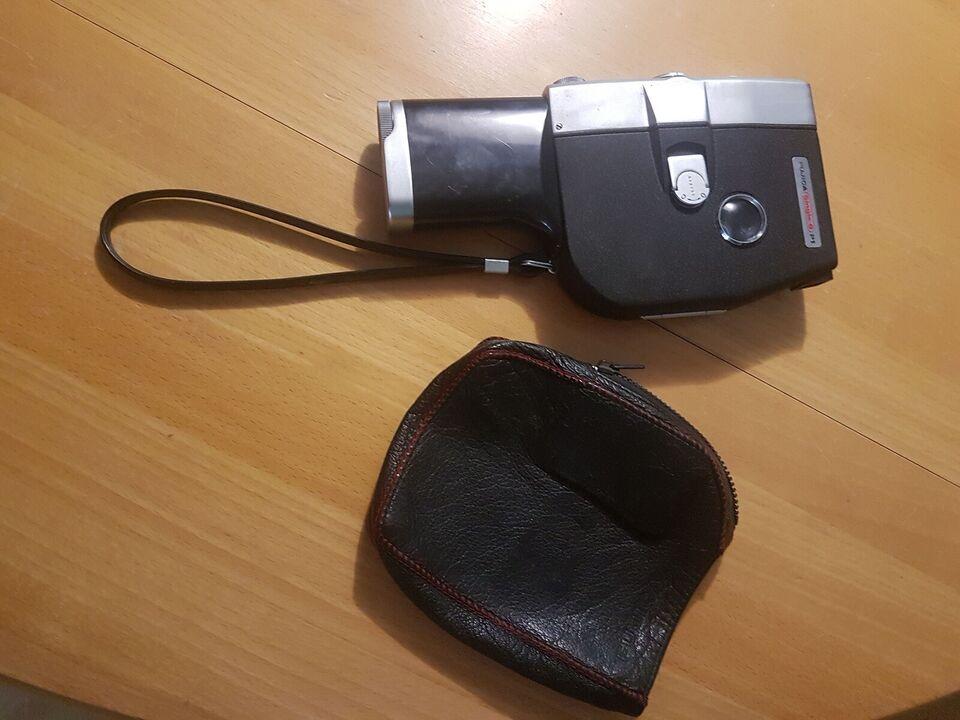 Foto, Fujica Single 8P1 smalfilmkamera