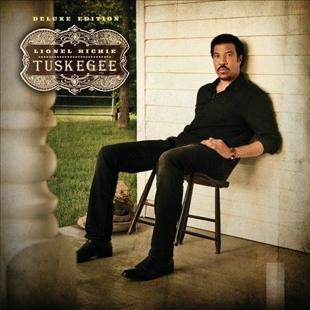 LIONEL RICHIE - TUSKEGEE CD & DVD DELUXE EDITION WITH COUNTRY STARS