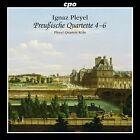 Ignaz Pleyel: Prussian Quartets, Nos. 4-6 (CD, Jun-2012, CPO)