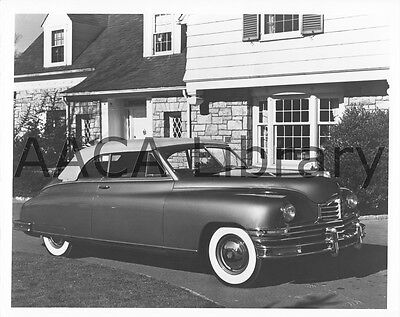 1948 Packard Eight Station Wagon Factory Photo Ref. #61986 Picture