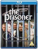 The Prisoner Complete Original Series (blu-ray)patrick Mcgoohannew Sealed