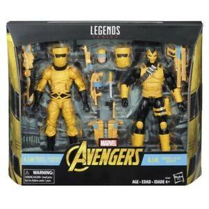 Marvel-Legends-A-I-M-Scientist-et-Shock-Trooper-Action-Figure-Hasbro