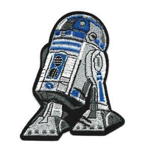 Iron On Embroidered Patch Disney Patches D Star Wars R2D2