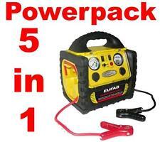 APA Power Pack 5 in 1 Starthilfe Kompressor 18Bar Spannungswandler 12V 230V Kfz