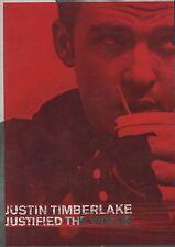 Justin Timberlake : Justified The Videos (DVD)
