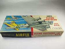 RARE Airfix Model Aircraft Kit 1/72 Boeing B-17G Flying Fortress WWII Type 2 Box