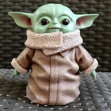 Master Star Jedi Yoda Knight Figure Wars Action Toy Attack Cane Doll Loose Force