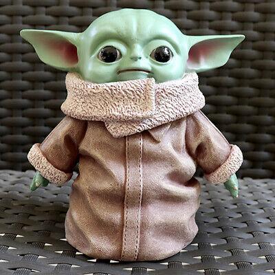 5-8cm PVC Figure Toy Doll New NoBox 6pcs//set Movie Star Wars Yoda Baby Q Ver