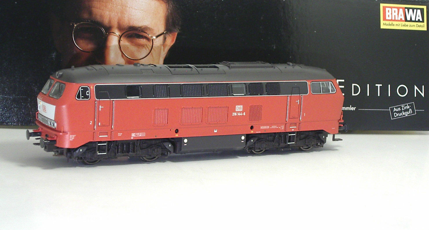 BRAWA 0388 DB 216 144-6 - Ep V ++ Metal Body