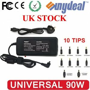 Universal-Laptop-Charger-Power-Adapter-90W-For-HP-Toshiba-Lenovo-Sony-ASUS-DELL
