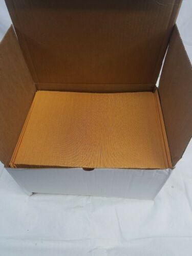 """Kraft 6 x 9/""""-BOX OF 500 ULINE S-7793 Gummed Envelopes"""