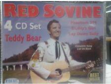 40 Songs - Red Sovine (CD Used Very Good)
