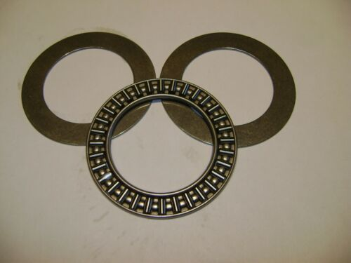 AXK1730 THRUST NEEDLE ROLLER BEARING WITH TWO WASHERS 17mm X 30mm X 2mm A51