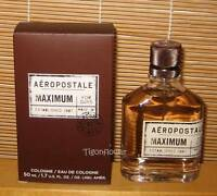 Aeropostale Maximum Cologne For Guys Perfume Men 1.7 Oz