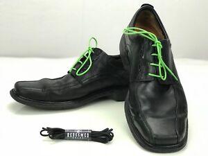 Clarks-Unstructured-Bicycle-Toe-Oxford-a-Lacets-en-Cuir-Noir-Chaussure-Homme-11-5-m