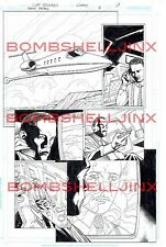DC DOOM PATROL #7 Page 19 Original Art By Cliff Richards