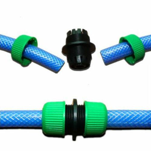 1//2/'/' Garden Water Hose Joint Connector Pipe Mender Adapter Leaking Repair R0J6