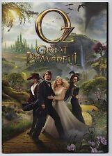 Oz the Great and Powerful JAPAN PROGRAM Sam Raimi, James Franco, Mila Kunis