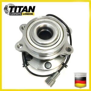 Details about For Nissan Navara D40 2 5 Dci Front Hub Wheel Bearing Abs  Sensor OE 40202Jr70B