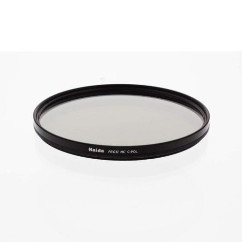 Haida PROII 127mm 127 mm C-PL Filtro polarizador Circular Polarizer-totalmente Nuevo