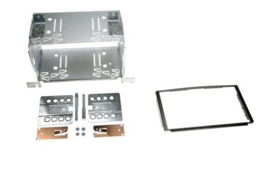 Radio diafragma 2-din doble DIN autoradio diafragma para Hyundai Santa Fe SM 2005-2006