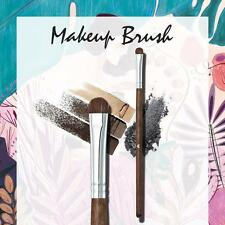 Smoky Eyeshadow Eyes Makeup Horse Hair Flawlessly Smudge Brush in Box Beauty
