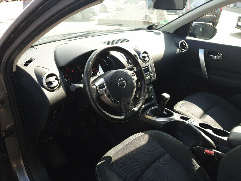 Nissan Qashqai 1,6 Acenta - billede 11