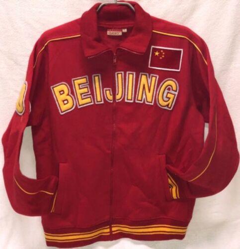 Liebhaber Stadtnamen L Fans Jacke Beijing Zip China Gr Für Zipjacke Urlaub A0q7w0