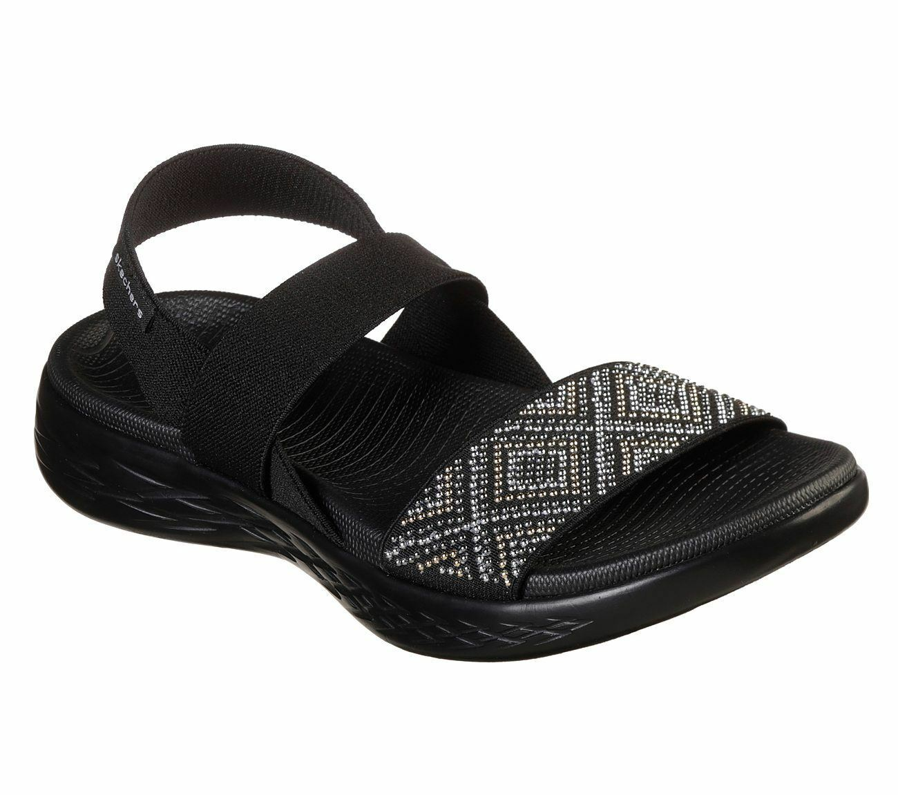 Skechers Performance Women's On The GO 600 Glitzy Sandals