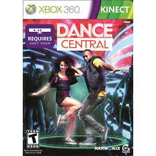 ELDORADODUJEU     DANCE CENTRAL KINECT Pour XBOX 360 NEUF VF