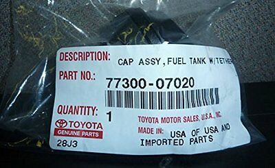 GENUINE TOYOTA PRIUS 2012-2015 MODELS  FACTORY GAS CAP 7730047050 OEM