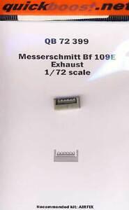 Quickboost-Messerschmitt-Me-BF-109e-ESCAPE-ESCAPE-1-72-Airfix-Y-OTROS-109-E