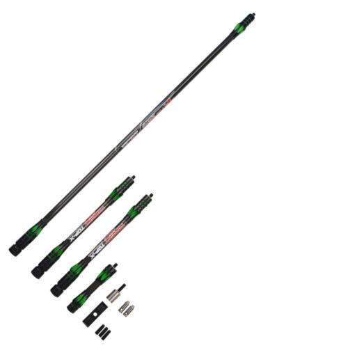 Recurvebogen Balance Bar Bogenschießen Carbon Stabilisator System Compoundbogen