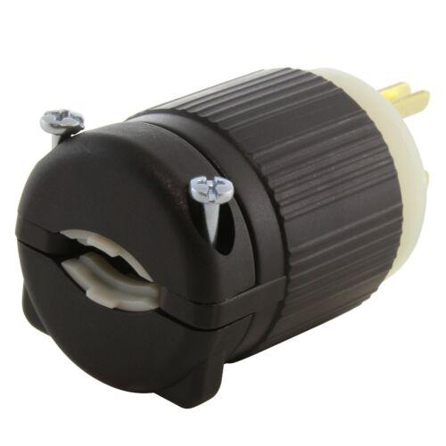 15 Amp NEMA 5-15P Medical Grade Straight Blade Plug Assembly by AC WORKS®