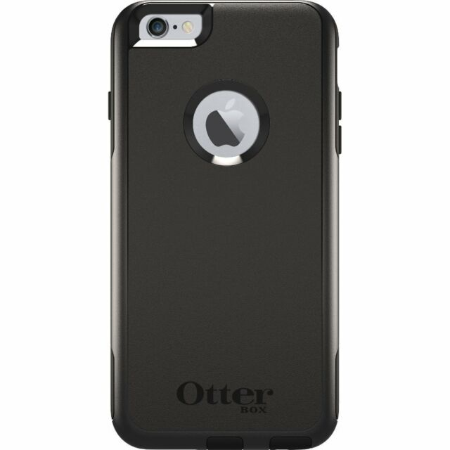 OtterBox COMMUTER SERIES Case for iPhone 6 Plus & iPhone 6s Plus, Black