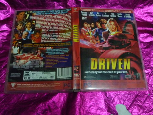 1 of 1 - DRIVEN : (DVD, PG)
