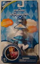 Smurfs Sparkle'n glow Charm lite light up character figure movie new