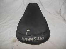 1970 Kawasaki Trail Boss 100 Seat  Kawasaki G4 TR Trail Seat needs reupholstery