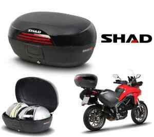 Top-case-SHAD-SH46-2017-valise-moto-scooter-bagage-topcase-coffre-46-litres-NEUF